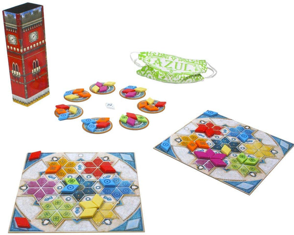 Azul Summer Pavilion Board Game - Macronova Games