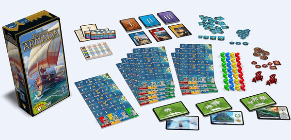 7 Wonders (Second Edition): Armada