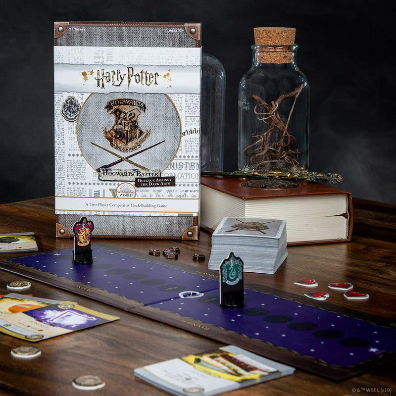 Harry Potter Hogwarts Battle: Defence Against the Dark Arts Board Game - Macronova Games