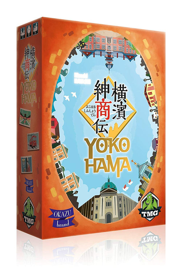 Yokohama Board Game - Macronova Games