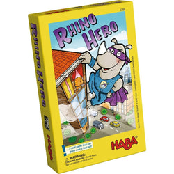 Rhino Hero Board Game - Macronova Games