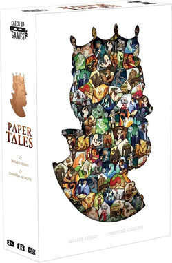 Paper Tales Board Game - Macronova Games