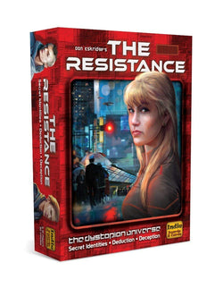 The Resistance (3rd Edition) Board Game - Macronova Games
