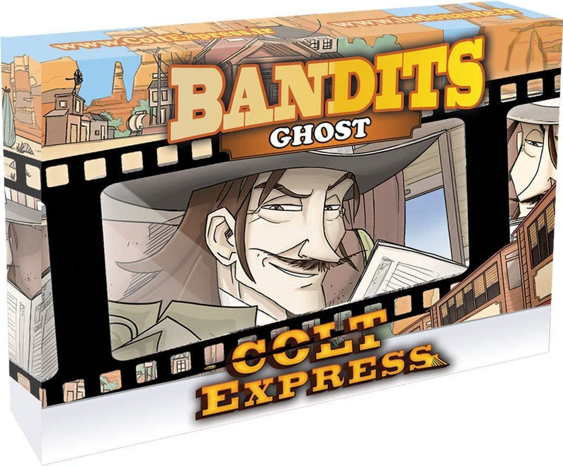 Colt Express: Bandits Ghost