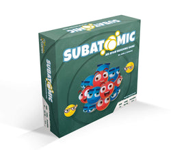 Subatomic: An Atom Building Game Board Game - Macronova Games