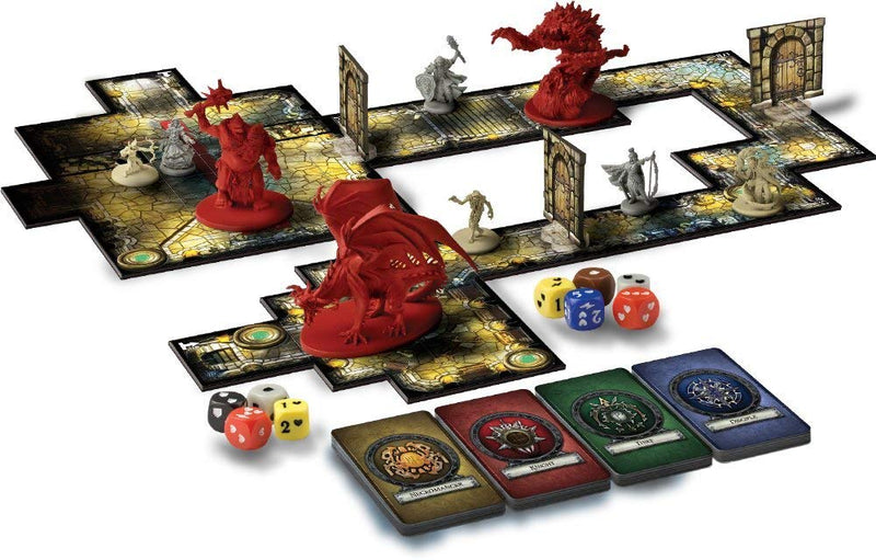 Descent: Journeys in the Dark (Second Edition) Board Game - Macronova Games
