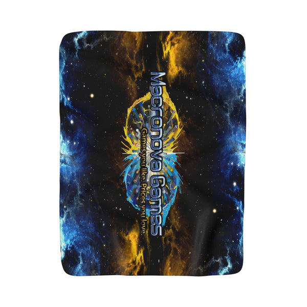 Macronova Games Fleece Blanket Home Decor - Macronova Games