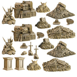 Terrain Crate: Treasury Accessory - Macronova Games