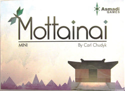 Mottainai Mini Board Game - Macronova Games