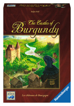 The Castles of Burgundy Board Game - Macronova Games