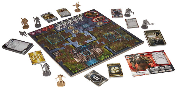 Star Wars: Imperial Assault - Jabba's Realm - Macronova Games