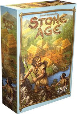 Stone Age Board Game - Macronova Games