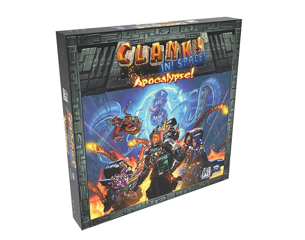 Clank! In! Space! Apocalypse! Board Game - Macronova Games