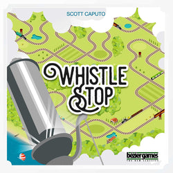 Whistle Stop Board Game - Macronova Games