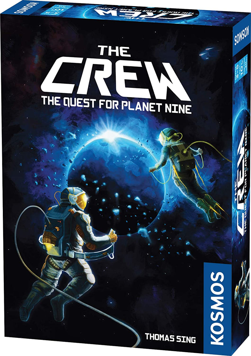 The Crew: The Quest for Planet Nine Board Game - Macronova Games