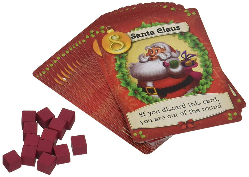 Letters to Santa - Boxed Edition Board Game - Macronova Games