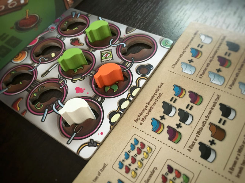 Scoville: Labs Board Game - Macronova Games