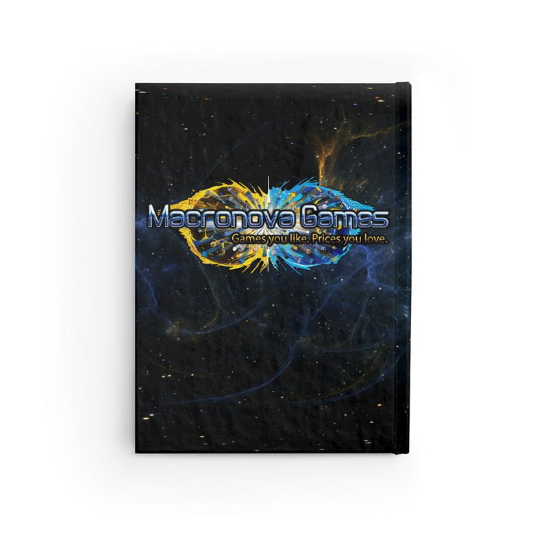 Macronova Games - Blank Journal Paper products - Macronova Games
