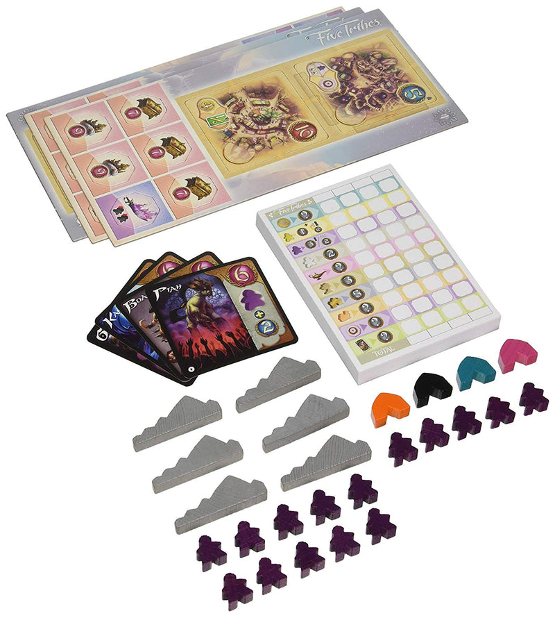 Five Tribes: Artisans of Naqala Board Game - Macronova Games