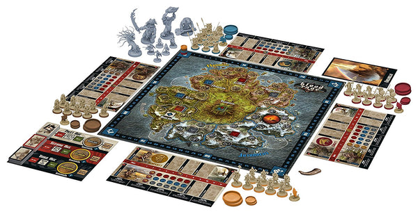 Blood Rage Board Game - Macronova Games