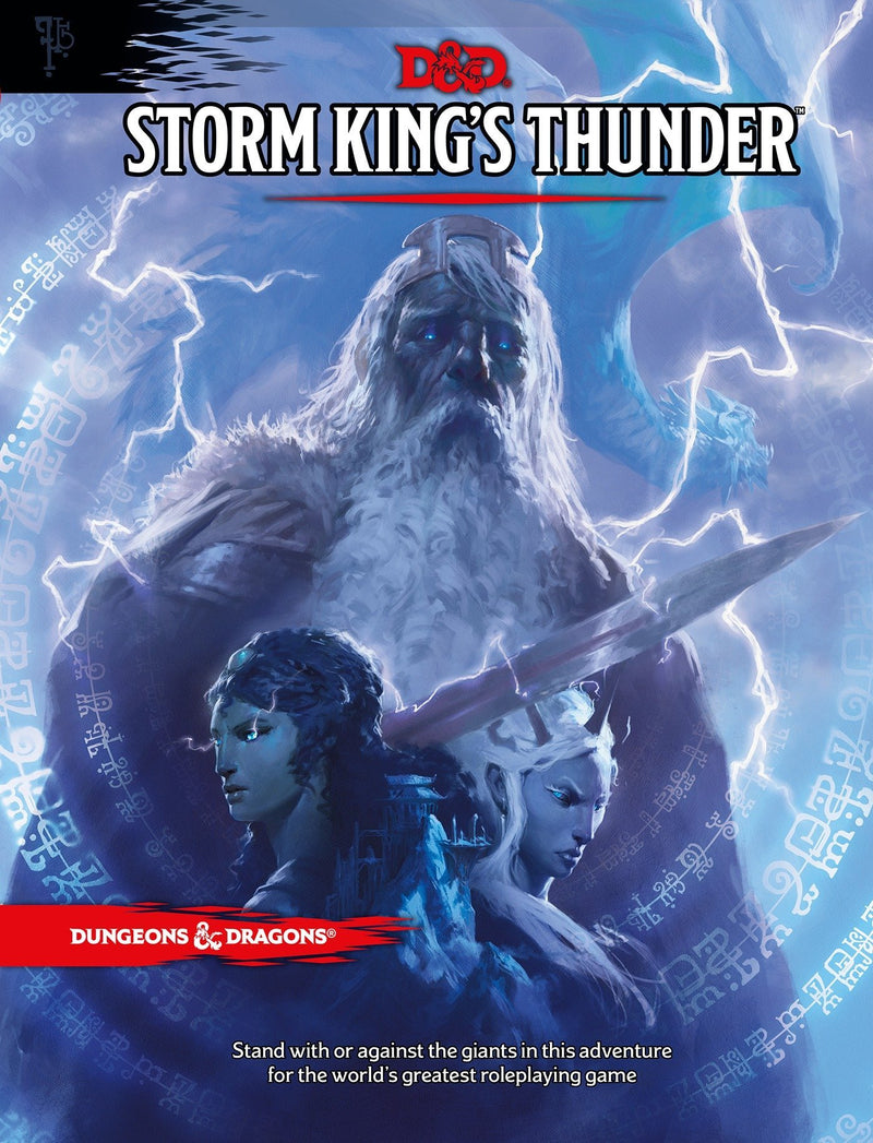 Dungeons and Dragons RPG: Storm King's Thunder Board Game - Macronova Games
