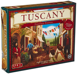 Tuscany: Essential Edition Board Game - Macronova Games
