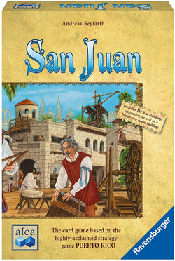 San Juan Board Game - Macronova Games