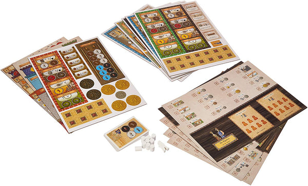 Orleans: Invasion Expansion Board Game - Macronova Games
