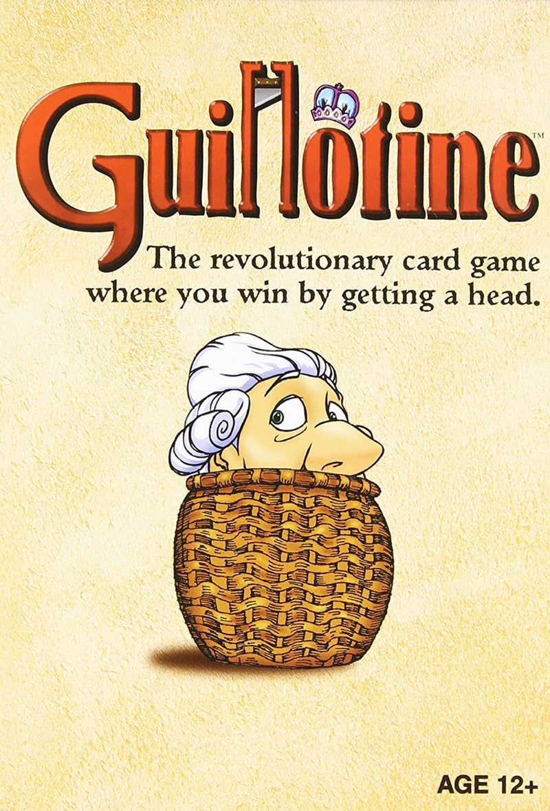 Guillotine Board Game - Macronova Games