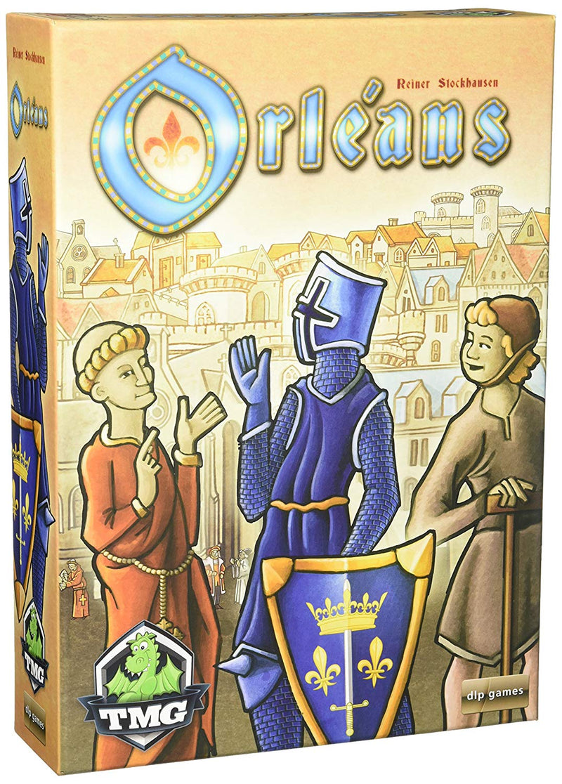 Orleans Board Game - Macronova Games