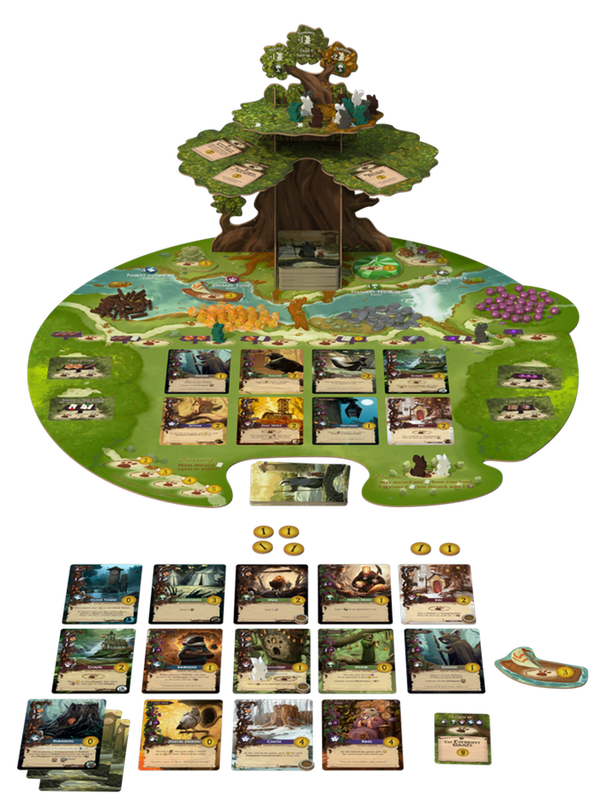 Everdell Board Game - Macronova Games