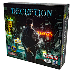 Deception: Undercover Allies Board Game - Macronova Games