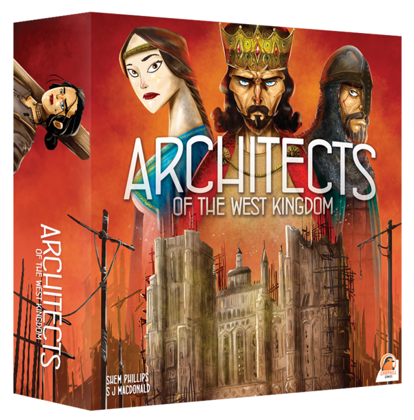 Architects of the West Kingdom - Macronova Games