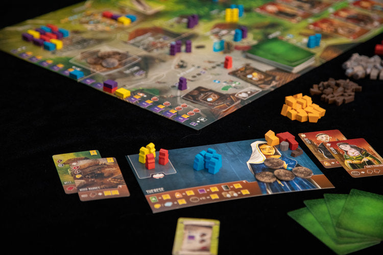 Architects of the West Kingdom Board Game - Macronova Games