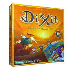Dixit Board Game - Macronova Games