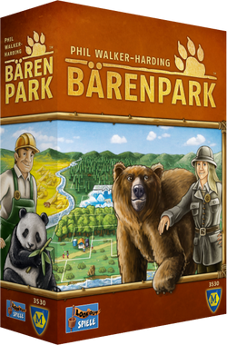 Barenpark Board Game - Macronova Games