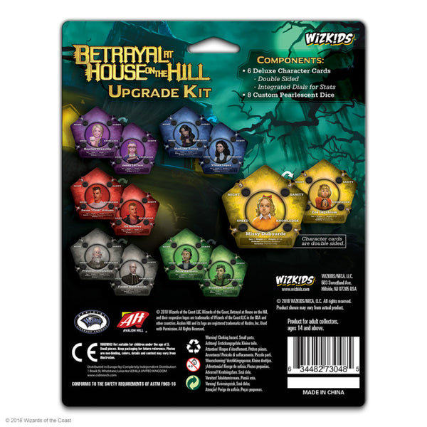 Betrayal at House on the Hill: Upgrade Kit Accessory - Macronova Games