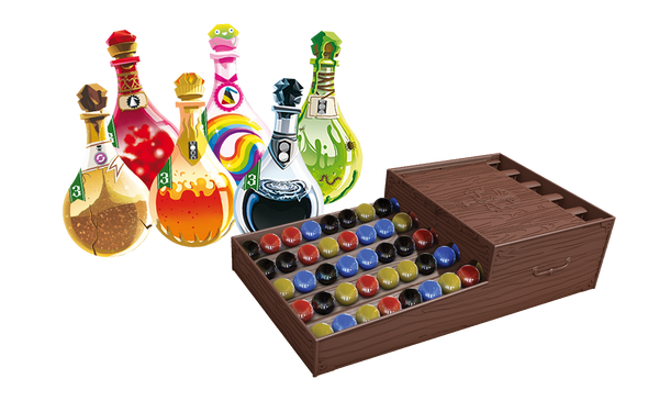 Potion Explosion 2nd Edition - Macronova Games