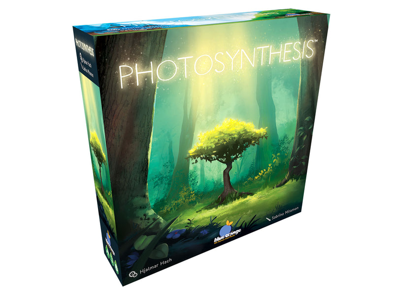 Photosynthesis Board Game - Macronova Games