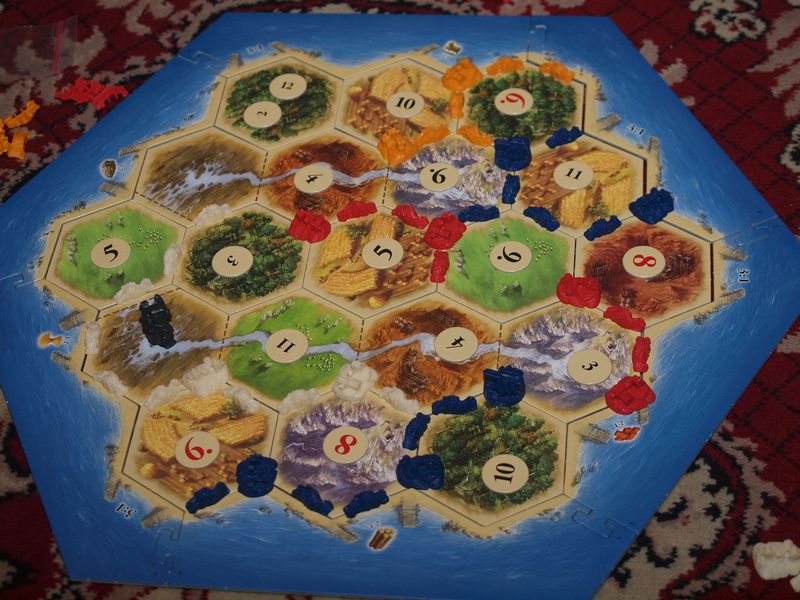 Catan: Traders and Barbarians