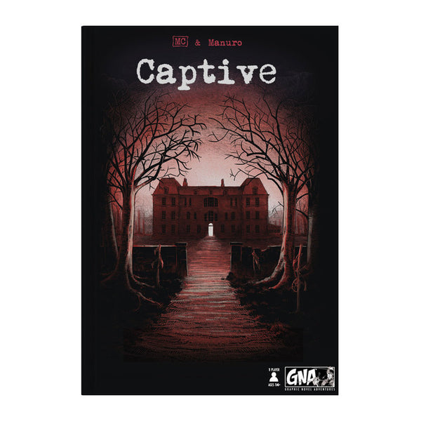Captive Book - Macronova Games