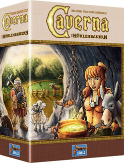 Caverna: The Cave Farmers Board Game - Macronova Games