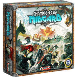 Champions of Midgard Board Game - Macronova Games