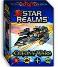 Star Realms: Colony Wars Board Game - Macronova Games