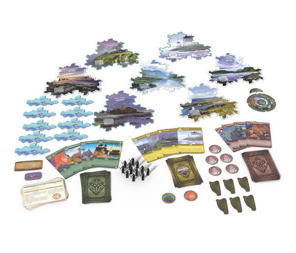 Inis: Seasons of Inis Board Game - Macronova Games