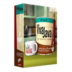 Viva Java: The Coffee Game Board Game - Macronova Games