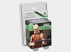 Star Wars Imperial Assault: Dengar Villain Pack Board Game - Macronova Games