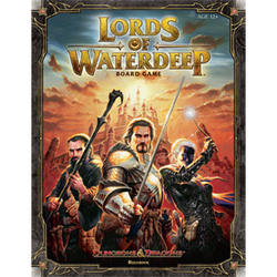 Lords of Waterdeep Board Game - Macronova Games