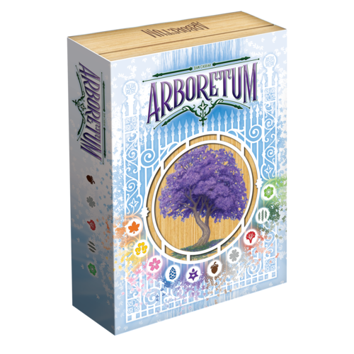 Arboretum Deluxe Edition Board Game - Macronova Games