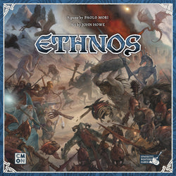 Ethnos Board Game - Macronova Games